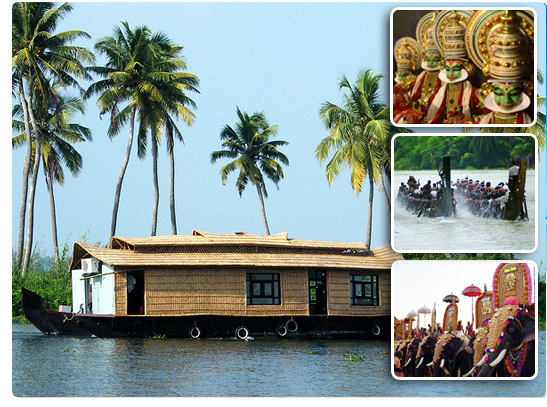 Beach Paradise of Kerala